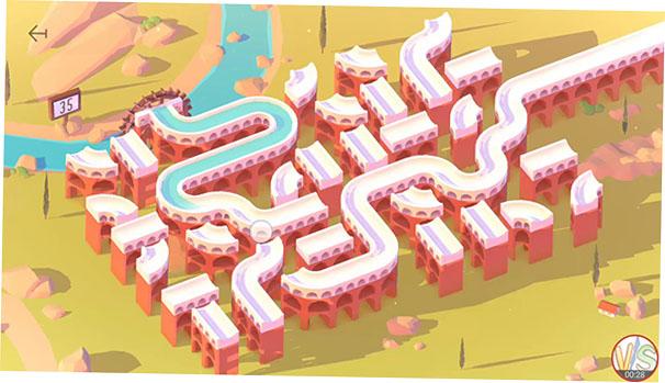 aqueducts mobile game 1