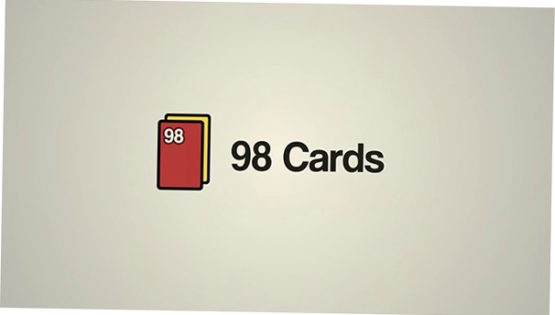 98 cards game