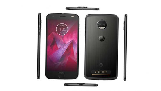 Moto Z2 gaming mobile 3d