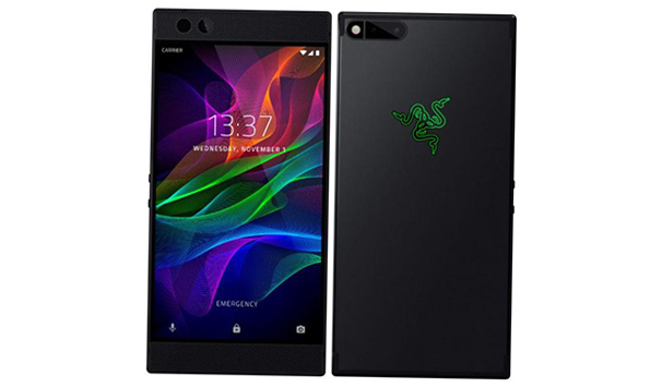 Razer phone 3d games