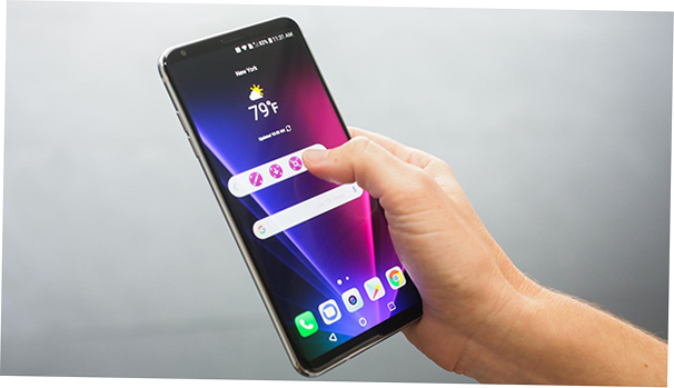 the LG v30 Games in 3d