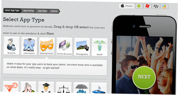 Appypie app development